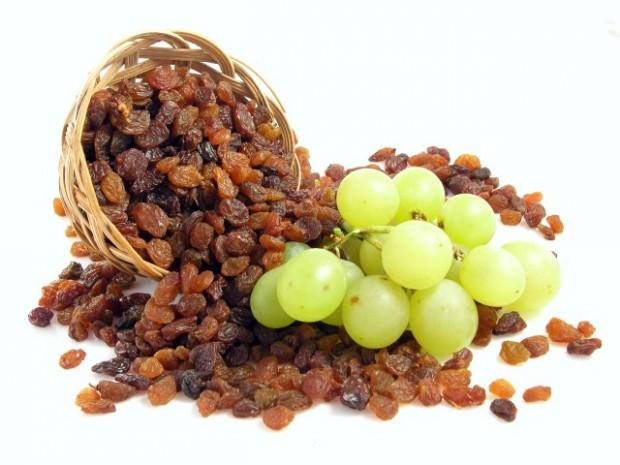 uvas passas